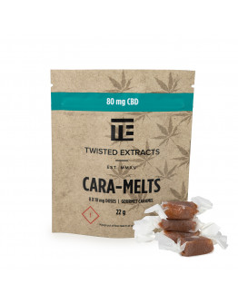 CBD Cara-Melts (80mg CBD)
