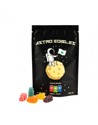 Astros Space Bears Assorted – 250mg Pack