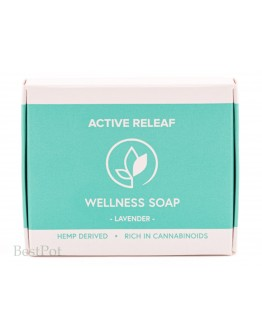 Active Releaf Lavender Wellness Soap-30mg
