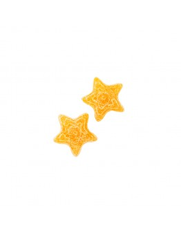 Astro Gummy Stars - Orange Grapefruit