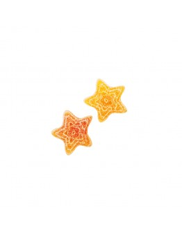 Astros Gummy Stars - Strawberry Banana