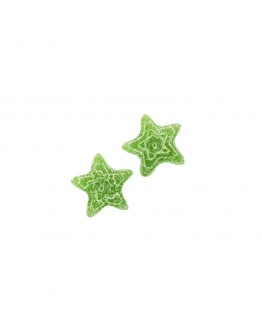 Astros Gummy Stars - Strawberry Kiwi