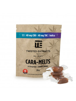 Indica 1: 1 Cara-Melts