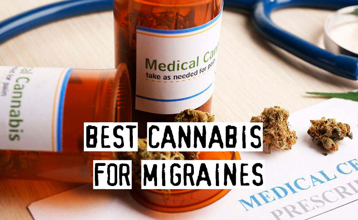 The Best Cannabis Products For Migraines