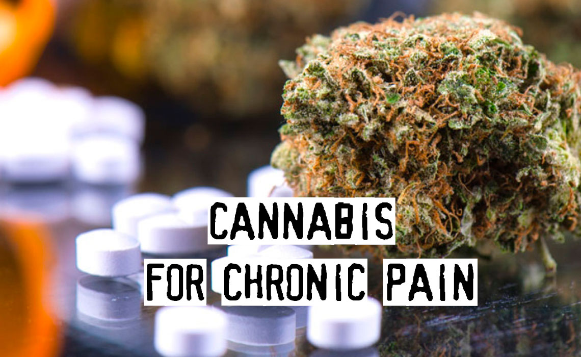 Cannabis For Chronic Pain, Is It Effective?