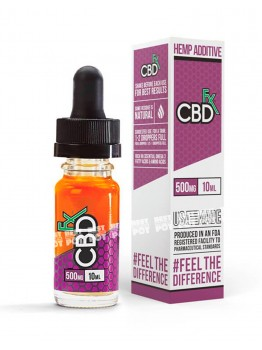 CBD Oil Vape Additive 500mg